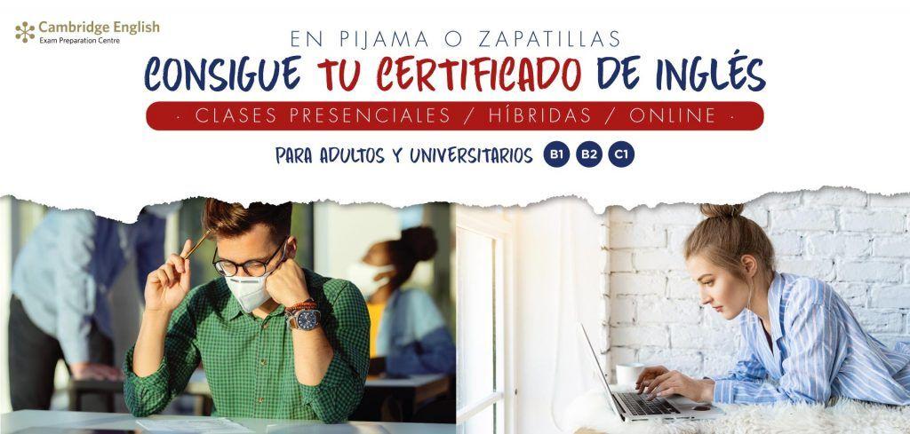 cursos de inglés en Almería